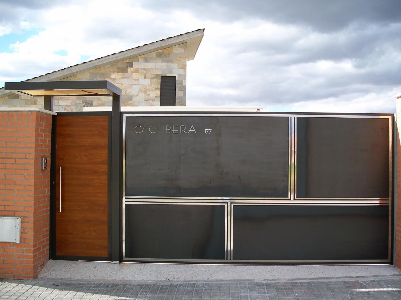 fachadas de chalet